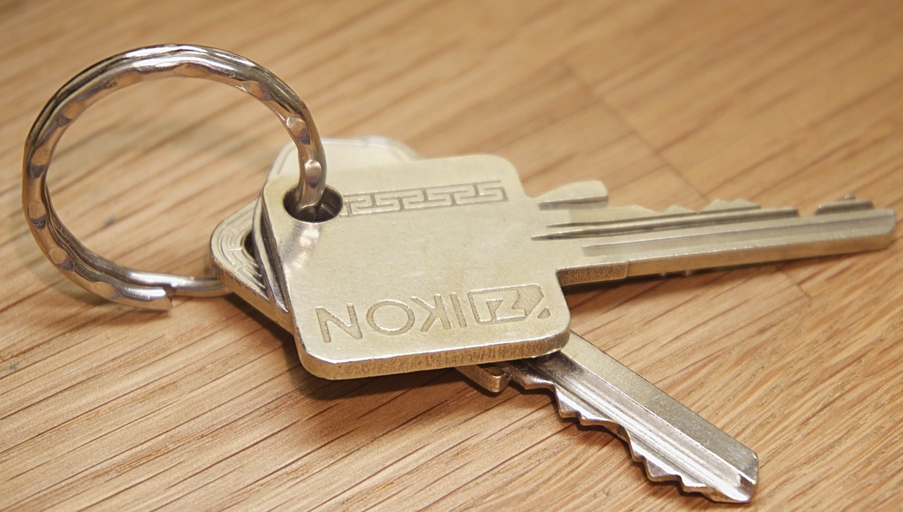 keys-on-key-ring